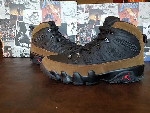 Air Jordan 9 Retro Boot NRG Olive