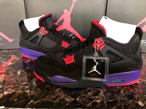 Air Jordan 4 Retro Raptors Drake OVO Finals (2019)