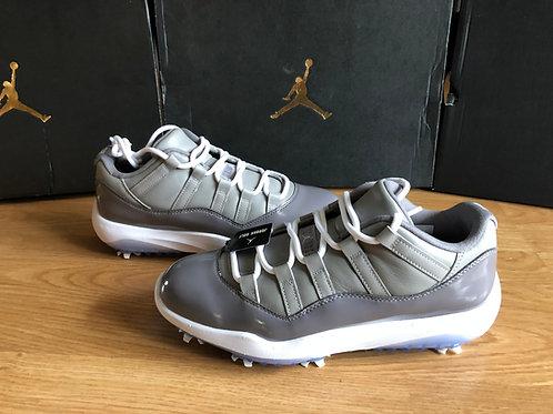 Air Jordan 11 Retro Low Golf Cool Grey