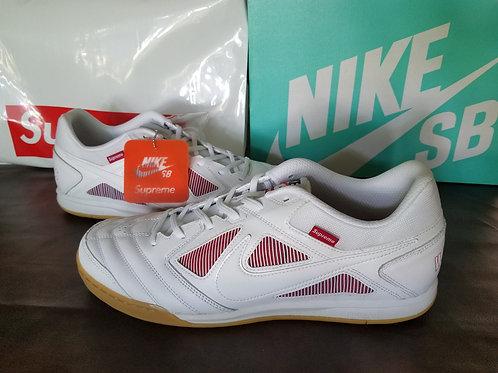 Supreme x Nike SB Gato White