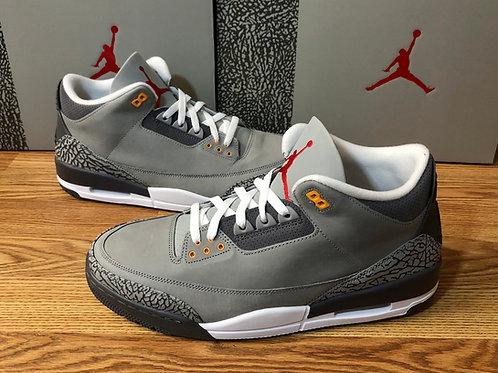 Air Jordan 3 Retro Cool Grey (2021)