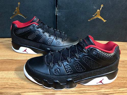 Air Jordan 9 Retro Low Bred Snakeskin