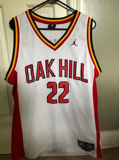 Jordan TAG Carmelo Anthony '02 Oak Hill High School Swingman Jersey