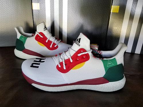 Pharrell x adidas Solar Hu Glide ST White