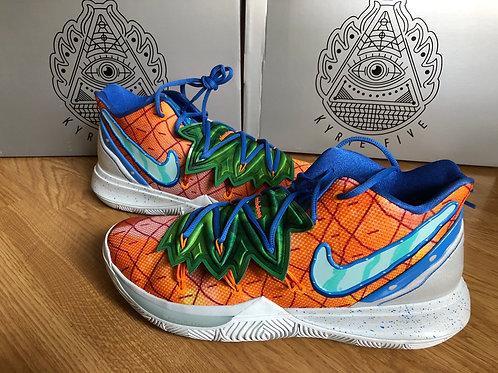 Nike Kyrie 5 SBSP Pineapple House