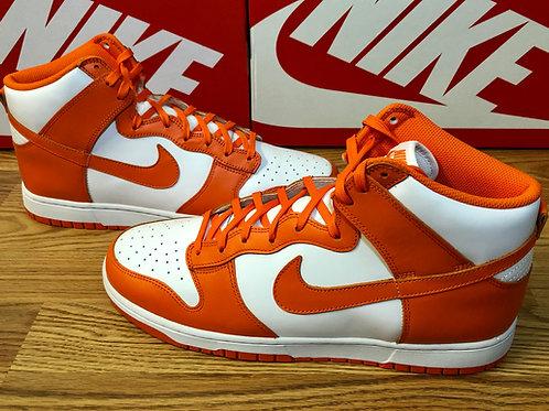 Nike Dunk Hi Retro Syracuse (2021)