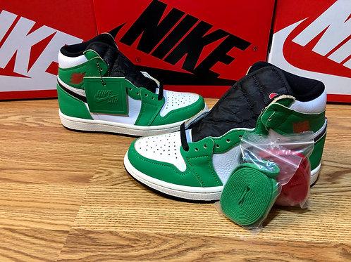 Air Jordan 1 Retro High OG Lucky Green (W)