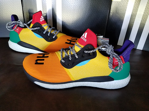 Pharrell x adidas Solar Hu Glide ST Multi-Color
