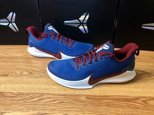 Nike Mamba Focus Coastal Blue