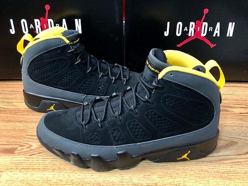 Air Jordan 9 Retro University Gold