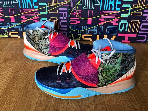 Nike Kyrie 6 Pre-Heat Heal The World