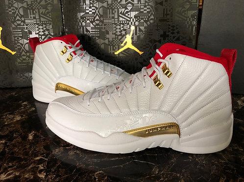Air Jordan 12 Retro FIBA (2019)