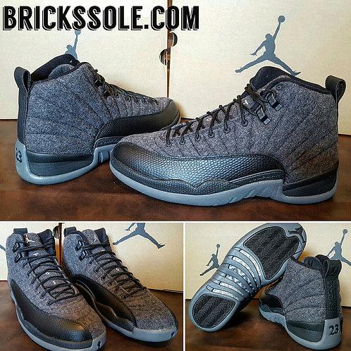 Jordan 12 Retro Wool