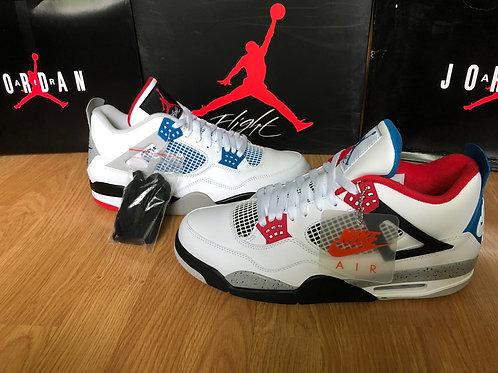 Air Jordan 4 Retro SE What The