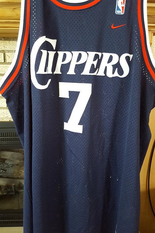 Nike Rewind Lamar Odom LA Clippers Swingman Jersey - Size XXL