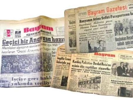 Bir Sosyal Hak Uygulaması Olarak Bayram Gazetesi