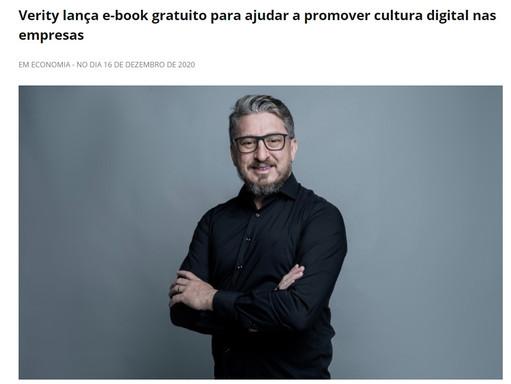 Verity lança e-book gratuito para ajudar a promover cultura digital nas empresas