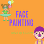 Face painting with CGE - 10/26 @ 5:30PM