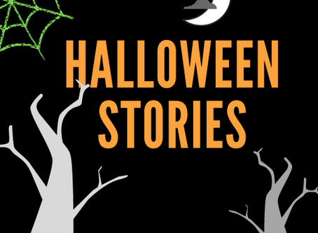 Halloween Story Time - 10/28 @ 5:30PM