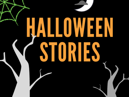 Halloween Story Contest - Deadline 10/29 @ 9PM