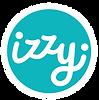 Izzy Wheels Logo Blue.png