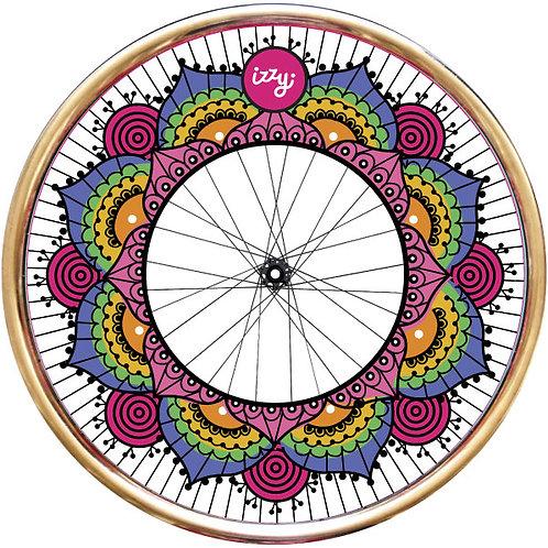 Rainbow Henna