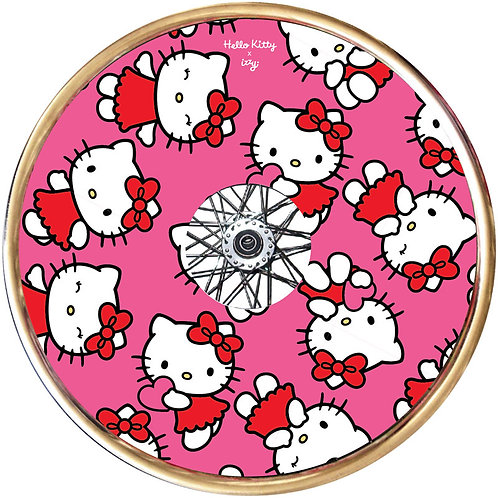 Hello Kitty x Izzy (Pattern)