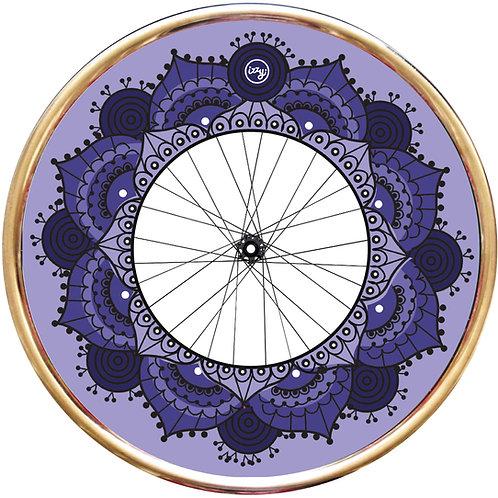 Purple Henna
