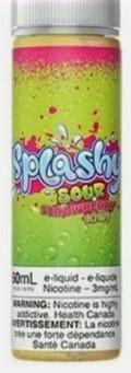 Strawberry Kiwi Splashy