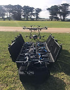 25kg drone fleet