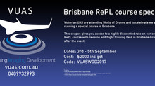 VUAS is going to World of Drones Congress in Brisbane