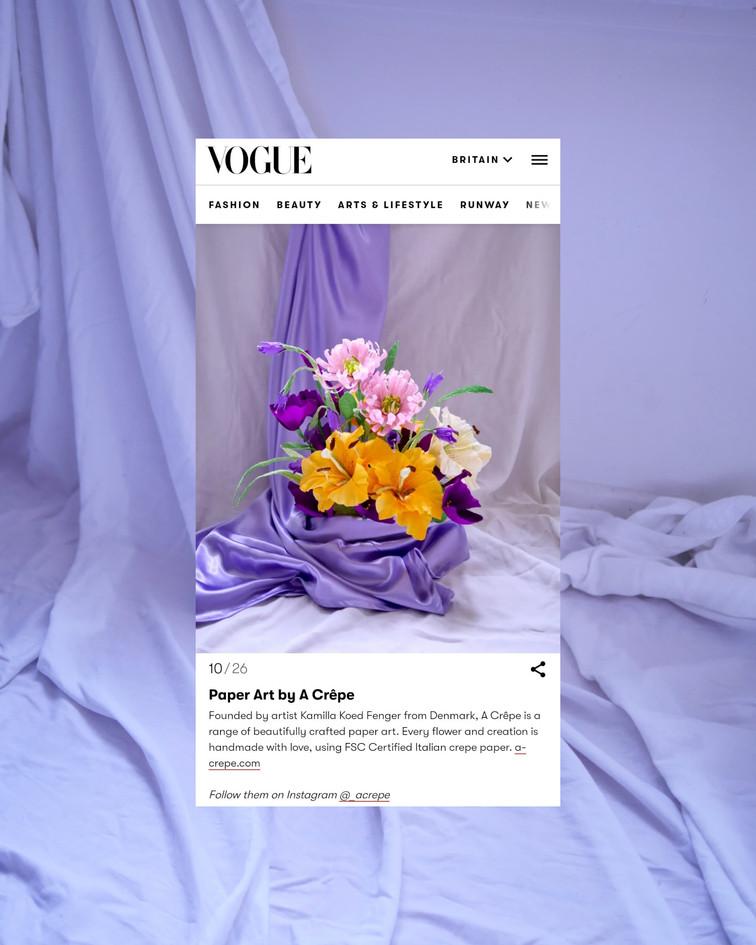 Vogue Retail Interiors