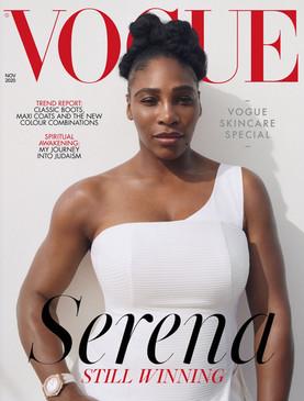Vogue Nov 20 Cover