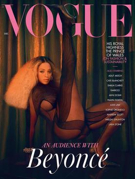 Vogue Dec 20 Cover