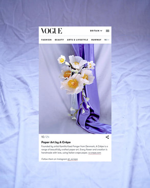 Vogue Retail Interiors - Gifts