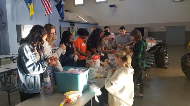 Clemson Student Volunteers