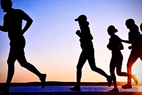 Couch to 5K 12 week program