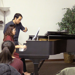 Masterclass at Farley's House of Piano - Madison, Wisconsin
