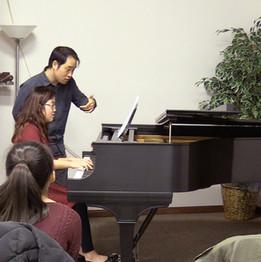 Masterclass at Farley's House of Piano - Madison, Wisconsin