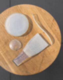 Sakury Set: Face & Body lenses, nail & feet files