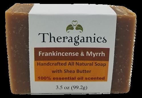 Frankincense & Myrrh Bar Soap
