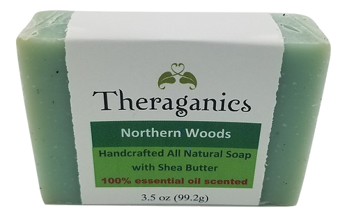 Northern Woods Bar Soap