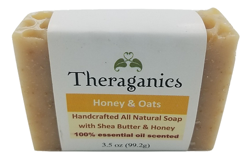 Honey & Oats Bar Soap