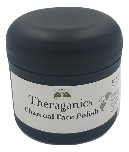 Charcoal Foaming Face Polish