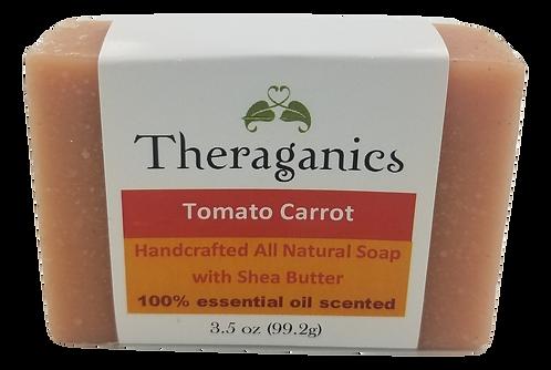 Tomato Carrot Bar Soap