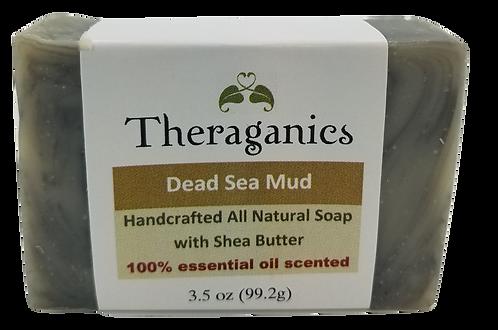 Dead Sea Mud Bar Soap