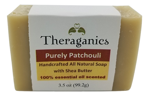 Purely Patchouli Bar Soap