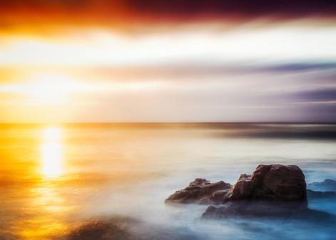 Melbourne Sunrise Minimalism - AllenTian.com.jpg