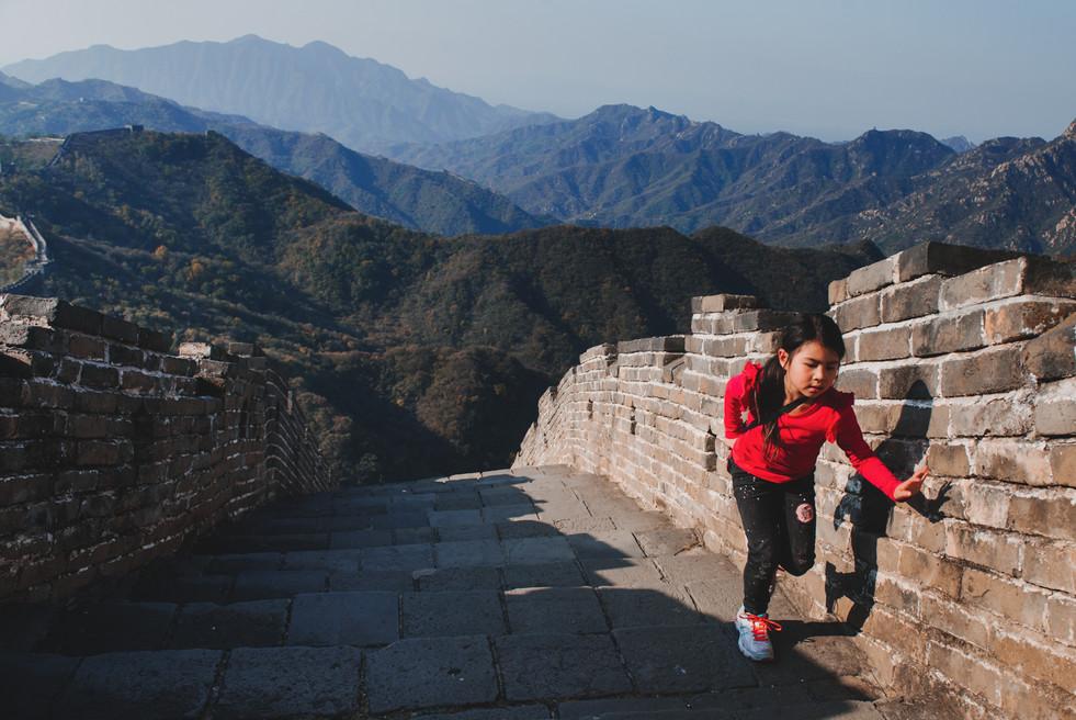 Kids Climbing Great Wall of China.jpg