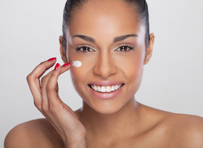 Race differences in usage of body care products